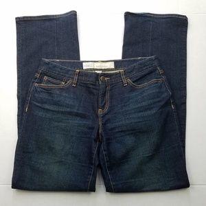 Ann Taylor LOFT Curvy Boot Cut Jeans